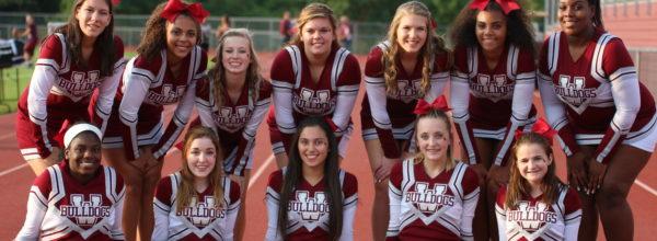 2017 Alumni Cheer